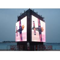 China IP65 Ph10 stage background outdoor smd led display Video Wall Super Clear Vision wholesale