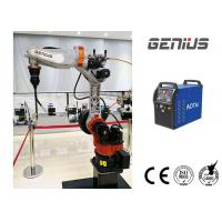 China CNC Automatic Welding Machine Servo Motor Articulated Integrated Design wholesale