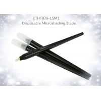 China EO Gas Sterilized Microshading Pen , Manual Ombre Eyebrows Pen wholesale