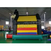China Anti - Static Mickey Mouse Inflatable Jumping Castle For Outdoor Games CE Approval wholesale