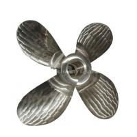 China Marine 4 blade fixed pitch propeller for boat wholesale
