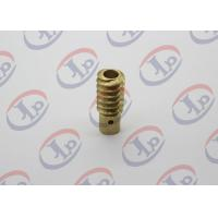 China 0.01KG CNC Precision Machined Parts, Small Brass Hollow Bolt For Electronic Equipments wholesale
