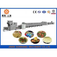 China Low investment high quality fried instant noodle production line wholesale