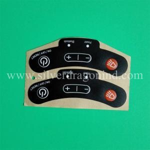 China PVC sticker labels wholesale