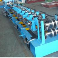 China Fully / Semi Automatic CZ Purlin Roll Forming Machine With 20 m/Min Productivity wholesale