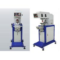 China Plastic Bottle Cap Automatic Single Pad Printing Equipment With Two Head wholesale