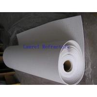 China Ceramic Fiber Insulation Refractory Paper For Induction Coil Liner wholesale