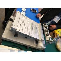 China High Precision 3040 Manual Solder Paste Printer Machine 300*400mm For PCB Production Line wholesale