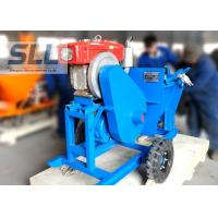 Quality Single Cylinder Cement Mortar Pump For Hydropower Construction Convenient Maintenance for sale