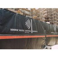 China Mobile Noise Barriers Available All Color Optional 20dB 30dB 40dB noise insulation Waterproof design for outdoor wholesale