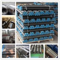 China High Strength Drill Steel Pipe With Friction Welding 5.5-10mm Wall Thickness wholesale