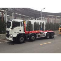 China 30T Hork Arm Garbage Truck Collection Trash Compactor Truck Euro2 336hp 10 Tires wholesale