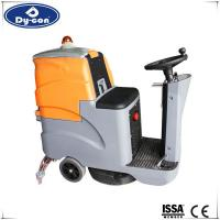 China Multifunctional Industrial Small Ride On Auto Scrubber Cement Floor Scrubber wholesale