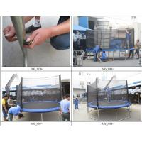 Buy cheap Big trampoline Per-shipment inspection(PSI)/Third party inspection services from wholesalers