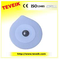 Buy cheap Adult Multi - Purpose Disposable ECG Electrode Plate For All ECG Monitors from wholesalers