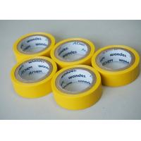 China Achem Wonder 0.115MM Thickness  Shinny PVC Electrical Tape With High Adhesion wholesale