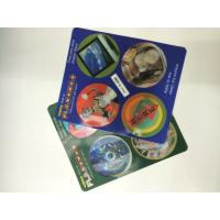 Quality Disney Audit 3D Printing 3D Lenticular Stickers With PP PET Custom Design 0.45MM for sale