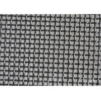 China Alkali - Resistant Stainless Steel Insect Screen Twill Weave Smooth Surface wholesale