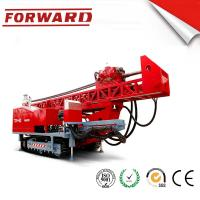 China 1500m Deep Hole Multifunction Hydraulic Water Well Drilling Equipment TDR-50 wholesale