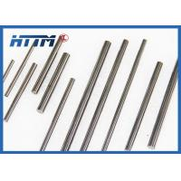 China Din Standard Cemented Carbide Rods / Tungsten Carbide Round Bar with one end chamfer wholesale