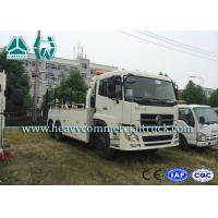 China Custom 6 X 4 RHD Dongfeng Chassis Wheel Lift Tow Truck 16 To 50 Tons wholesale
