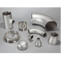 China Stainless Steel Pipe Caps Butt Weld Fittings ASTM A 403 WP 304/304L , WP 316/316L, WP 321 on sale
