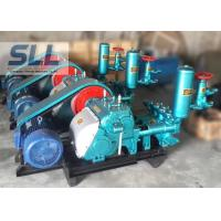 China Compact Structure Mud Slurry Pump With CE / ISO Certificate High Pump Efficiency wholesale