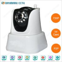 China Motion Detection Alarm PnP 720p Wireless IP Security Camera wholesale
