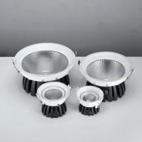 China 18W Indoor LED Downlights 85-265VAC Operating Voltage LED Recessed Downlights on sale