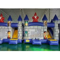 China 1 Year Warranty Digital Printing Small Inflated Jumping Castle For Outdoor / Indoor wholesale