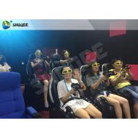 China Home 7 Dimensions Cinema With Shooting Game And 9 Luxury Seats For Center Park wholesale