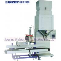 China Plastic And Food Industry Automatic Weighing And Packing Machine For Granules wholesale