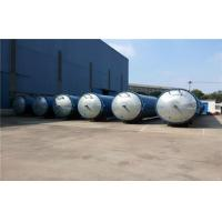 Buy cheap Stainless Steel Aerated Cement Autoclave Block Plant Aluminum Powder Brick from wholesalers