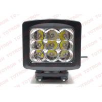 China 90 Watt Spot Beam Heavy Duty LED Off Road Driving Lights For Trucks , 4x4 Driving Lamp on sale