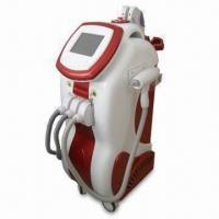 China IPL and Laser Multi-function Machine, Promote Collagen to Grow and Strengthen Flexibility of Skin on sale