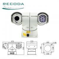 Buy cheap Night Vision 18X Zoom 360Degree Rotate IR 720P Police Car PTZ Camera from wholesalers