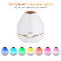 China Electric 7 Colors Aroma Essential Oil Diffuser , 300ml Ultrasonic Cool Mist Humidifier wholesale