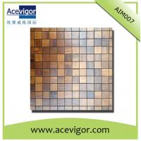 China Interior decorative mosaic tiles with neatly arrangement for wall tiles wholesale