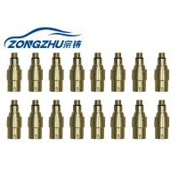 China W220 Mercedes Air Suspension Parts , Front Copper Shock Valve wholesale