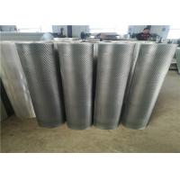 China Plain Weave Aluminum Wire Mesh / Expanded Metal Panels For Wall Claddings wholesale
