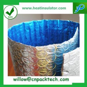 China Aluminum foil bubble insulation Easy Installation wholesale