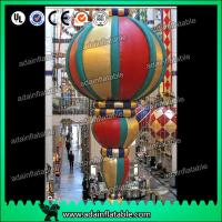 China 3m Oxford Cloth Inflatable Ball For Festival Event Decoration wholesale