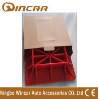 China Red Color Recovery Jack Base,4x4 accessories Base wholesale
