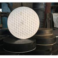 China High quality custom made products rubber pad bearing of bridge wholesale