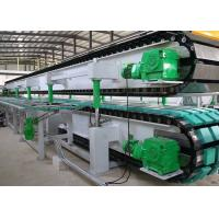 China Composite PU Foam Roof Panel Roll Forming Machine High Strength For Decoration wholesale