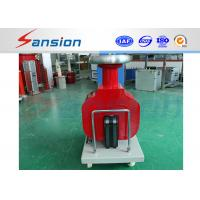 China GTB Series AC Hipot Test Equipment , Light Weight High Voltage Testing System on sale