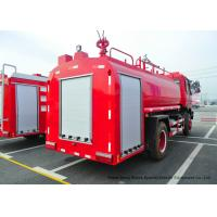 China Water Pump Fire Fighting Truck with Right Hand Drive / Left Hand Drive Type wholesale