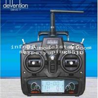 China DEVO-7 Wireless Aircraft Remote Control With Automatic ID Binding wholesale