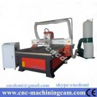 China 3.5KW air cooling spindle wood cutting machine cnc router 1325 (1300*2500*200mm) wholesale