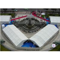 Buy cheap Outdoor Party Aluminum Frame Tent Marquee Tents 3m-40m For 200 People from wholesalers